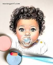 25 beautiful baby drawing ideas on pinterest how to draw babies