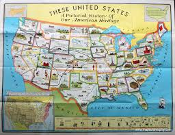 Granby Colorado Map by These United States A Pictorial History Of Our American Heritage