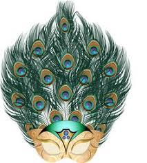 peacock masquerade masks peacock venetian mask luxury diamante peacock feather
