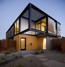 industrial house contemporary house in arizona with industrial chic style