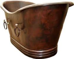 Copper Bathtubs For Sale Copper Bathtubs U2013 Rustic Sinks
