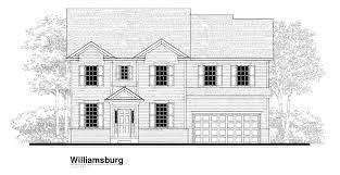home drawing jefferson ii floor plans william ryan homes