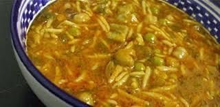 recette de cuisine tunisienne facile et rapide en arabe recette hlelem tunisienne très facile à préparer