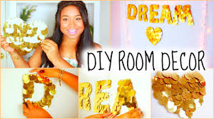 diy room decor for teens cheap u0026 cute youtube