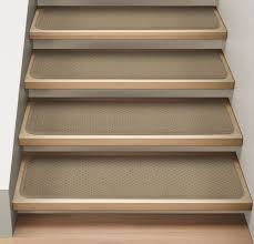 Rug Runner For Stairs Amazon Com Set Of 12 Attachable Indoor Carpet Stair Treads