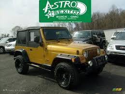 gold jeep 2003 inca gold metallic jeep wrangler sport 4x4 46937022