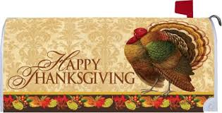 thanksgiving mailwraps and other magnetic mailbox covers crw