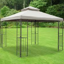 Discount Gazebos by Jcpenny Gazebo Replacement Canopy Garden Winds