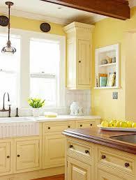 meuble cuisine jaune meuble de cuisine jaune maison et mobilier d intérieur
