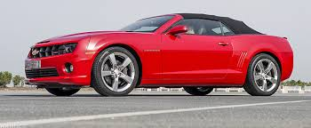 camaro 2008 ss chevrolet camaro ss convertible review autoevolution