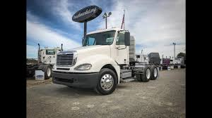 2009 freightliner columbia tandem axle daycab for sale youtube