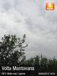 meteo volta mantovana foto meteo volta mantovana volta mantovana ore 16 03 盪 ilmeteo it