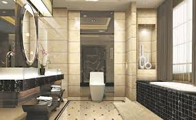 bathrooms design cozy mosaic tile flooring with classic bathroom
