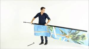 Feather Flag Pole Expandabrand Feather Banners How To Set Up And Dismantle Your