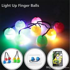 Light Up Balls On String by Cool 2017 Sale Novelty Light Up Fidget Finger Yoyo Ball