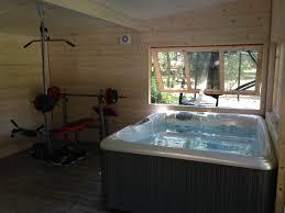chambre d hote dans les landes proche plage grange loft avec spa privé au calme gîte andré