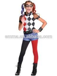 Joker Halloween Costume Kids Deluxe Deluxe Harley Quinn Kids Girls Sucide Squad Joker Fancy