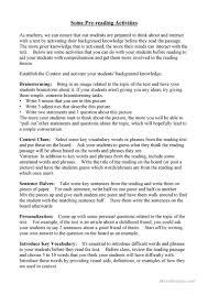 pre reading activities worksheet free esl printable worksheets