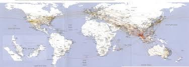 Southern Ocean Map World Network Map U2013 Iizq