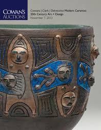 ceramic fallos ring holder images Modern ceramics 20th century art design by cowan 39 s auctions issuu jpg