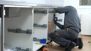 meuble cuisine a poser sur plan de travail meuble cuisine a poser sur plan de travail montage plan de travail