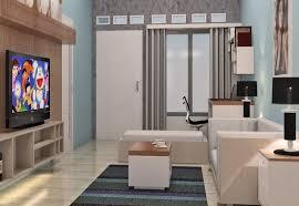 desain gapura ruang tamu model desain ruang tamu rumah minimalis terbaru type 36 model