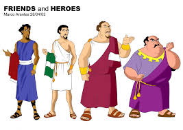 marco arantes friends and heroes bbc tv seires christian bible