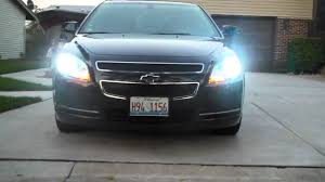 2010 chevy malibu youtube