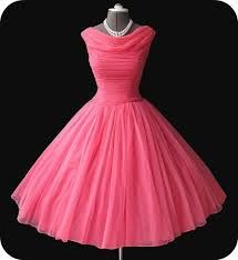 best 25 coral pink dress ideas on 1950s fashion