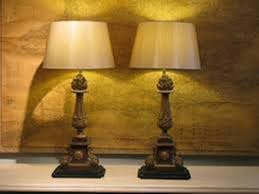 Antique Table Lamps Antique Table Lamps With Crystals Antique Table Lamps For Living