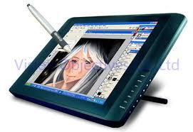 Favorito Prancheta de desenho profissional LCD interativo exibição caneta  &NN83