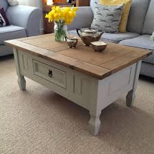 Living Room Sets With Tables Timelessly Adorable Shabby Chic Coffee Table For Living Room