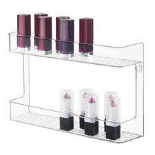 nail polish organizer rack cosmetic display case stand storage 102