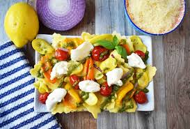 Roasted Vegetable Recipes by Summer Roasted Vegetable Ravioli Modern Honey