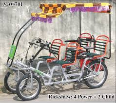 makers of four wheel bicycles and trikes