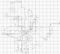 Twin Cities Map Mapping Twin Cities