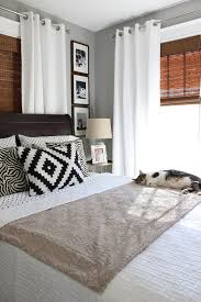 Bedroom Blinds Ideas Design Dilemma Can I Put A Bed In Front Of A Window