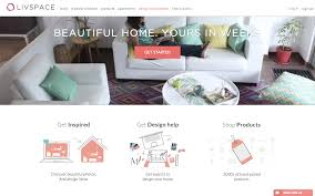 livspace lands 8m to expand its online home design service in