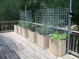 deck garden deck design and ideas