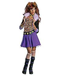Howleen Wolf 13 Wishes Monster High 13 Wishes Howleen Child Costume Spirithalloween Com