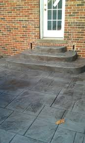 Backyard Stamped Concrete Patio Ideas Stamped Concrete Backyard Ideas Backyard Stamped Concrete Patio
