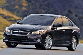 2017 subaru impreza sedan white used 2014 subaru impreza sedan pricing for sale edmunds