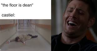 Supernatural Meme - totally inappropriate supernatural memes that will make you nod