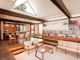 22 startling sunken living rooms living room wood paneling kitchen