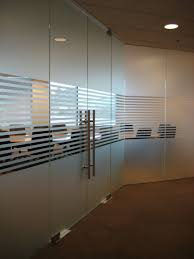 Glass Partition Design 3m Commercial Window Tinting Privacy Film By Reflections Glass