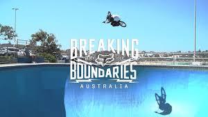 fox motocross australia fox bmx presents breaking boundaries australia youtube