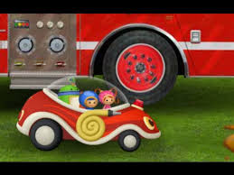 team umizoomi fire rescue firetruck fix video game