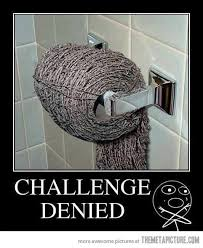 Toilet Paper Funny Hell No No Way The Meta Picture