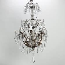 Antique Crystal Chandelier Antique Chandeliers Judy Frankel Antiques