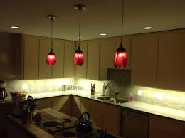 Barn Red Kitchen Cabinets by Red Light Fixtures Lights Decoration
